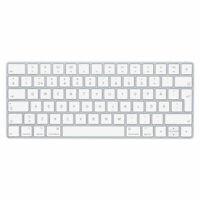 Apple Magic Keyboard (Wireless, Rechargable) (Swedish) - Silver