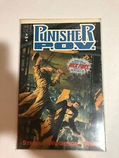 The Punisher P.O.W Special Guest Star Nick Fury 2 of 4 Comic Book