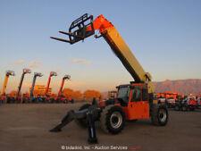 2012 Jlg G12-55A 55' 12,000Lb Telescopic Reach Forklift Cab Telehandler bidadoo