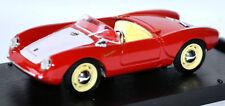Porsche 550 Rs Spyder Stradale Bicolore 1954 Red 1:43 Brumm