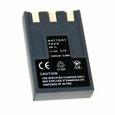 NB-1L NB 1L NB1L 1500mAh 3.7v Rechargeable Camera Battery For Canon S100 S110