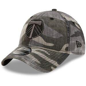 Portland Timbers New Era Core Classic 9TWENTY Adjustable Hat - Camo
