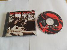 Bon Jovi - Cross Road /The Best (CD  1994) FRANCE Pressing