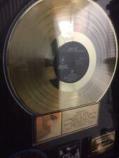 jay z reasonable doubt RIAA gold Record Award Presented To Kareem Burke