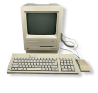 APPLE MACINTOSH SE  COMPUTER WITH KEYBOARD & MOUSE MODEL M5011 TESTED!