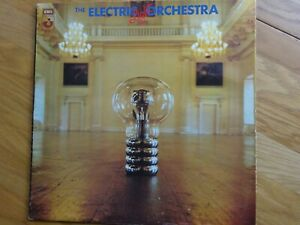 Electric Light Orchestra/ELO - 1971 1st. Press 'Self Titled' + Insert