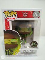 Naomi #75 WWE Glow in the Dark Chase Variant Funko Pop GITD New