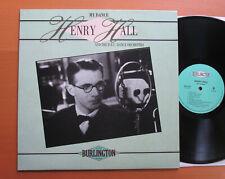 My Dance Henry Hall BBC Dance Orchestra 1988 NEAR MINT Burlington BUR 009