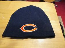 ADULT CHICAGO BEARS KNIT STOCKING KNIT HAT CAP BEANIE NICE