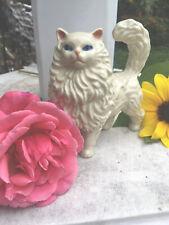 Vintage Ceramic Arts Studio Cat Tom Cat Rare Figurine Numer 208 From 1947