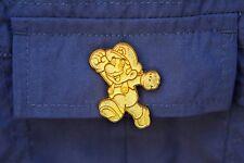 Nintendo Super Mario Collector Pins Series 1 - Gold Mario - Limited Switch Wii U