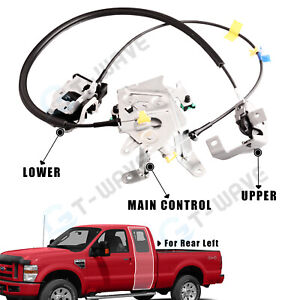 Rear Left Side Door Latch Lock Cable Extended Cab Ford Super Duty 6C3Z28264A01A