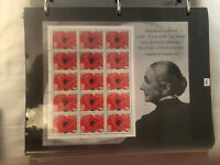 Georgia O'Keeffe - Artist - Sheet of (15) 32 Cent Stamps. USPS 1995. New.