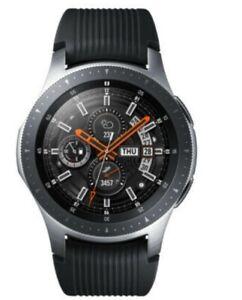 Samsung Galaxy Watch SM-R800 46mm Silver Case Classic Buckle Black - Bluetooth