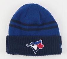 MLB Toronto Blue Jays Arctic Trim Cuffed Toque/Beanie Made By New Era Youth