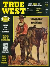 1975 True West Magazine: Rascals & Rangers/Frying Pan Charlie/First Black Cowboy
