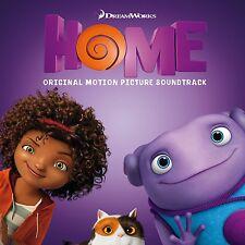VARIOUS - OST HOME: CD ALBUM - feat RIHANNA, JENNIFER LOPEZ (March 23rd 2015)