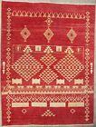 Antique rug/carpet Indian India Tribal Oriental 20th century