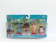 Disney Doc McStuffins 5-Pack Doc & Friends Collectible Figures