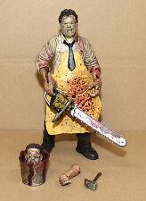 LEATHERFACE The Texas Chainsaw Massacre Movie Maniacs McFarlane Action Figure