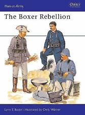Osprey Men at arms 95: The Boxer Rebellion - Der chinesische Boxeraufstand NEU
