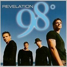98 DEGREES - REVELATION  CD POP-ROCK INTERNAZIONALE