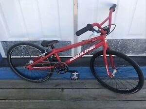 Redline Mini Proline Junior BMX Bike Red 2013
