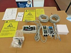 analox ax60+ CO2 leak detector NEW OPEN BOX WITH WIRES