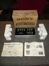 Rare Sony ASS-300 TapeCorder Tape Recorder Amplifier Monitor Selector