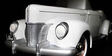 Pedal Car Rare 1940s Ford Vintage Metal Show Hot Rod Sport Midget Model