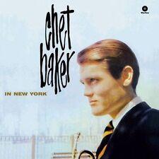 Chet Baker in New York by Chet Baker (Vinyl, May-2012, Wax Time)