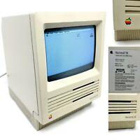 1987 VTG Apple Macintosh SE M5010 Personal Computer With 2 800k Drives 1MB RAM