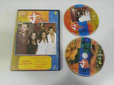Upa Dance Un Step on 2 x DVD Season 1 Episodes 4-6 + Extras 4 Hs