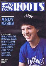 ANDY KERSHAW / MAHLATHINI & THE MAHOTELLA QUEENSFolk Rootsno.60Jun1988