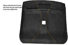YELLOW STITCH ROOF HEADLINING PU SUEDE SKIN COVER FITS NISSAN S13 200SX 88-93