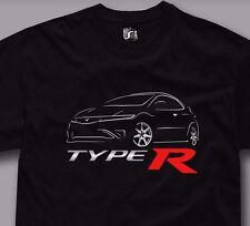 T-Shirt for honda type R fans Fn2 jdm vtec tshirt + hoodie
