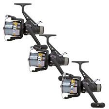 Lineaeffe 3 x Free Carp 60 3BB Carp/Coarse Fishing Reels Spooled w/ 15lb Line