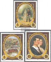 Österreich 2473-2475 (kompl.Ausg.) gestempelt 2004 Hochzeit