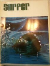 New listing Vintage surfer magazine 1972 December January