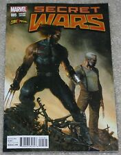 SECRET WARS 5 DELL OTTO OLD MAN LOGAN EXCLUSIVE VARIANT WOLVERINE MOVIE COMING