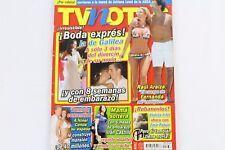 Tv Notas Mexican Magazine August 2011 Fernanda Erika Garcia Sexy