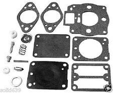 Carburetor Repair Kit Briggs & Stratton 693503 Oregon 49-149 Stens 520-526 carb