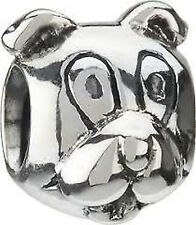 NEW AUTHENTIC CHAMILIA STRLING SILVER GB-8 PUPPY DOG  BEAD CHARM dog lovers gift
