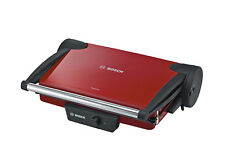 Bosch TFB4402V contact plate plate grill 1800 Watts RED