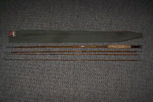 SOUTH BEND #346 9' LINE D OR HDN BAMBOO FLY ROD IN EXCELLENT CLEAN CONDITION