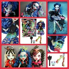 BNIB 2013 Monster High Sweet Screams Ghoulia Yelps candy doll RARE HTF