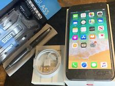 Apple iPhone 7 Plus (32gb) Cricket Wireless (A1661) Black Apple-Care {iOS12}100%