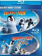 Happy Feet / Happy Feet Two (Double Feature Blu-ray)
