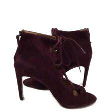 Nine West Purple Unforgettable Suede/Leather Pumps Size 9