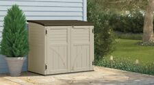 Suncast BMS2500 34 cuft. Horizontal Outdoor Storage Shed *FREE 2 DAY SHIPPING*